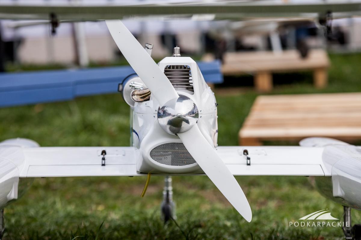 DronShow w Rzeszowie. Fot. Michał Bosek / UMWP